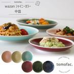 【tomofac】波佐見焼 シャイニーカラー 中皿