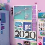 「2020 CALENDAR」ポスター