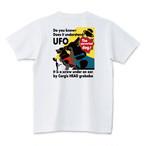 No.009 コーギーズヘッドのUFOTシャツ!