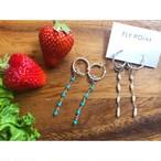 - <silver925> small hoop pierce