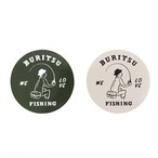 70mm BOY CIRCLE STICKKER SET