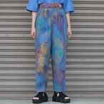 """Platinum"" Art Design Pants"