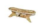 ブーメランテーブルMINI【MOUNTAIN】カラーマルチカム(印刷天板)山にも持っていける軽量サイズ アウトドア テーブル