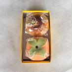 じゃんぼ果物 2個入(柿あり)