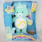 【Care Bears】♡箱付き♡エアロビケアベア トーキング フィットネス ウィッシュベア/ぬいぐるみ
