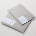 封筒用宛名シール(無地)/10枚×2シート