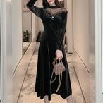 【dress】女性らしさをプラス絶妙なデザインワンピース25083856