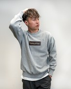 【Expensive】ThreeArrows BOX LOGO Sweat (LV)