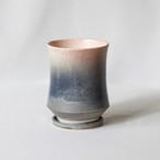 Basic cylinder pot(Blue Gray)※Medium