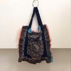 【RehersalL】bandanna bag(47)/【リハーズオール】バンダナバッグ(47)