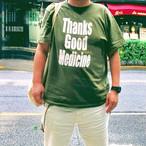 いい薬Tシャツ シティグリーン