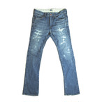 014007013(STRETCH TIGHT FLARE)USED-C2