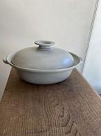 楕円土鍋 2L(万古焼 kanae)