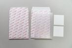 シリカゲル風 角6封筒(気泡緩衝材付)
