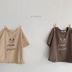 【予約販売】panda T-shirt