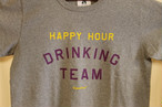 TACOMA FUJI RECORDS / HAPPY HOUR DRINKING TEAM designed by Shuntaro Watanabe