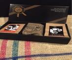 珈琲職人ブレンドコーヒー 詰め合わせギフト(100g×2パック&麻袋入ドリップパック4パック)