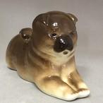 新品 Imperial Porcelain インペリアルポーセレン ロモノーソフ チャウチャウ 犬