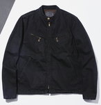 TROPHY CLOTHING / 2906 / BLACKIE DENIM RIDERS JACKET