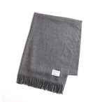 THE INOUE BROTHERS/Woven Stole/Grey
