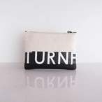 Clutch Bag / White  CLW-0003