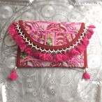 """Like A Perfume "" Fringe Clutch Bag #S"