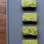 6月限定フレーバー″Matcha pistachio″チーズケーキ 個包装8カット