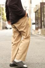 50's cotton chino pants