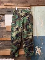 90's US ARMY BDU PANTS COTTON100% S-S
