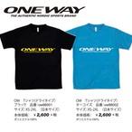 ONE WAY パーツ&アクセサリー OW Tシャツ(ドライタイプ) ow88001-2