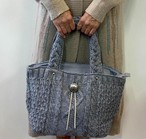 [ginger and sprout]ALAN KNIT TOTE