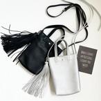 Chi-Bi-Tote Bag / soft style / ロングタッセル付