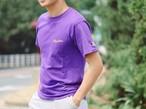 """【6/5 21:00販売開始】""""CAL """" Champion Tシャツ(purple)"""