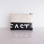 Clutch Bag / White  CLW-0002