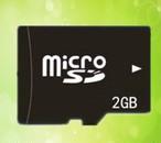 マイクロSDカード2GB◆K110&K120&K1303機分又はOMP S720用1機分プロポデータ,ネオヘリで機体購入者のみ販売可