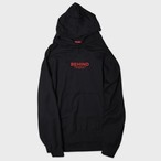 """GONE""OVERSIZE HOODIE(red)"