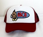 日本未発売 ESCO ORIGINAL TRUCKER CAP / WINE