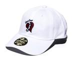 [予約商品]2019 RAKUGAKI HEARTS Logo Dad Cap White