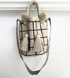 ワユーバッグ(Wayuu bag) Basic line 2Way MLサイズ
