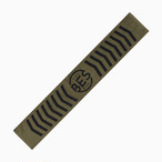 "BES BASE MUSIC TOWEL ""Olive Green"" [送料含]"