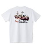 No.2020-royaldog-0003-71  : 7.1oz Tシャツ ヘヴィーウェイト  ロイヤルドッグシリーズ パイレーツロンドン バージョン2
