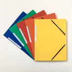 紙製のファイルフォルダー|Paper Document Folder