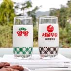 [서울우유] ソウル牛乳社 カーヴィグラス