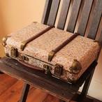 花柄のトランク*スーツケース*旅行やお出掛けにも