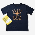 MMA SHARE the TRAILS Tee V2 COOLMAX(Navy)
