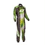 KK01726232  KS ART Suit (Green/yellow/black)