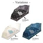 折畳み傘 ねこ 晴雨兼用傘 UVカット
