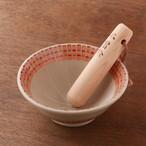 お茶碗ぐらいのすり鉢30選!すり鉢4.5号とすりこぎ №25