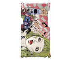 (Galaxy S8+ SC-03J/SCV35)少女IN