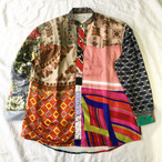 【children of the discordance】VINTAGE SCARF SHIRT LS